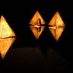 Floating Lanterns by Stacey Evans and John Grant